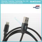 Câble de remplissage intense de la foudre USB d'approvisionnement pour l'IOS