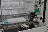 Los rayos UV máquina de impresión offset de la Copa curvo con recuento automático de dispositivos de embalaje