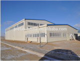 Construction préfabriquée d'entrepôt de grande envergure de qualité (KXD-SSW6)