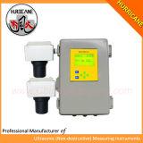 2 canales Medidor de nivel de líquido de ultrasonidos