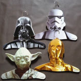 MDF personalizado Hangers com Animation Characters Shapes