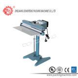 Machine de mastic de colmatage d'impulsion de la chaleur de pédale (PFS-350)