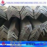 Aluminiumlieferanten-Aluminiumwinkel in 6063 6061 in anodisierter Oberfläche