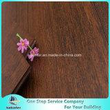 Uso dell'interno della pavimentazione di bambù tessuto filo più poco costoso eccellente di qualità nel colore del Brown scuro