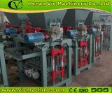Máquina de fabricação de tijolos mais vendida / máquina de bloco de cimento