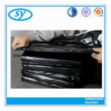 Sac d'ordures en plastique biodégradable de HDPE/LDPE