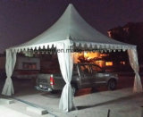 5X5m Qualitätaluminiumgazebo-Zelt-Auto-Parken-Zelt