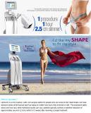 Grosse Förderung-Ultraschall-Therapie-Einheit, Gewicht-Verlust, der Hifu Maschine abnimmt