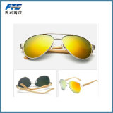 2017 Nuevos productos Wood Bamboo Sun Glasses