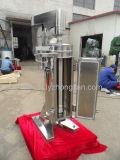 Separatore tubolare della centrifuga di estrazione dell'olio ad alta velocità della noce di cocco