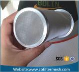 100 de Koude van 150 Micron brouwen Filter 100mm van de Koffie de Koude van Infuser van de Kruik van de Metselaar van het Roestvrij staal Infuser brouwen