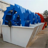 Spiral Wheel Bucket Silica Sand Washing Cleaning Machine