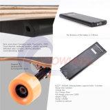 L'Allemagne Stock batterie amovible avec 4 roues de skateboard électrique