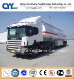 De la Chine de camion-citerne de GNL d'oxygène liquide d'azote d'argon bas de page 2015 semi