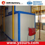 Macchina di rivestimento della polvere con il certificato dello SGS del CE