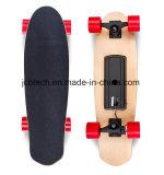 Venda quente fora do skate elétrico sem escova impulsionado bordo de 4 rodas do skate elétrico da importação da estrada