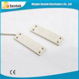 Portello del supporto di superficie sottile piano o interruttore magnetico del contatto della finestra