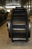 120mm de hauteur de la paroi latérale de la courroie du convoyeur