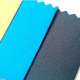 Tela llana tejida de la TPE PTFE de la PU TPU del PVC para la ropa y la guarnición