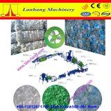 Linha de reciclagem de lavagem de Garrafas Pet