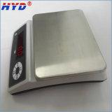 Alta precisión Digital de la batería recargable que pesa la escala del vector