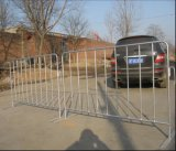 Galvanisierte temporäre Verkehrs-Sperre/entfernbare Straßen-Sperre