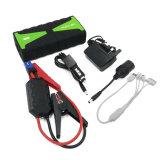組み込みLEDの懐中電燈二重USBポートが付いている車蓄積装置のジャンプの始動機