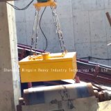 Tipo separatore magnetico permanente della sospensione per la strumentazione di estrazione dell'oro