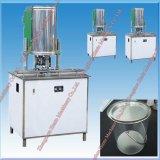 Precio de fábrica de aluminio junta de hoja Jar Máquina