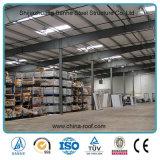 China proveedor edificio prefabricado para la construcción de almacén del sitio