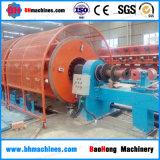 Máquina de encalladura rígida del marco del cable