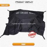 Manto anti-explosivo balístico Aramid Fabric