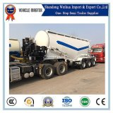 China Compact 30CBM 40t do tanque de cimento a granel semi reboque