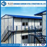 Steel prefabbricato Structure Workshop Building Shed Warehouse (SP)