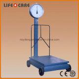 200/300/500kg marcado doble médicos Báscula de plataforma
