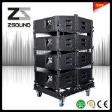 Audio linea elettrica professionale sistema di schiera