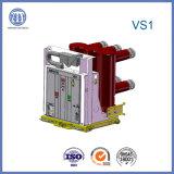24kv de vaste VacuümStroomonderbreker van de Fase van Pool van het Type Drievoudige Vs1 3