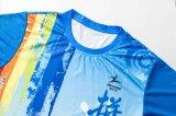 新しいデザインカスタム昇華カスタム人のTシャツ