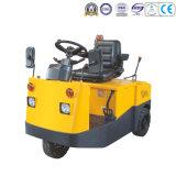 Hochwertiger elektrischer Traktor des Schleppseil-2-10t mit drei Rädern