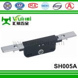 Tutti zincano la doppia cassa della serratura di senso per la finestra ed il portello con ISO9001 (SH005A)