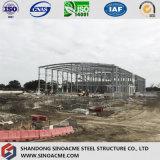 Sinoacme는 가벼운 강철 구조물 금속 프레임 헛간을 조립식으로 만들었다