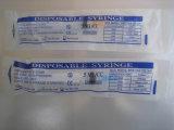 Enxerto descartável de Luer/seringa fechamento de Luer com agulha