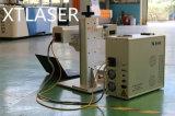mini macchina della marcatura del laser della fibra di 20W 30W 50W 100W per metallo ed il metalloide