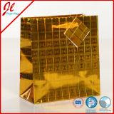 Sac de sac en papier holographique / hologramme / papier laser pour emballage cadeau