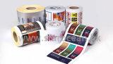 Kundenspezifisches selbstklebendes Belüftung-Aufkleber-Drucken