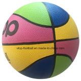 أربعة لون حجم 7 مطاط كرة سلّة