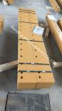 ローダーの予備品、刃、端ビット、最先端の二重斜めの平らな最先端