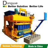 Sale 6000PCS Per 8 HoursのためのQtm6-25 Mobile Hollow Block Making Machine