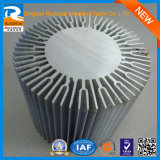 Kundenspezifischer Aluminiumstrangpresßling-Kühlkörper