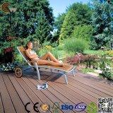 Настил PE HDPE деревянный составной